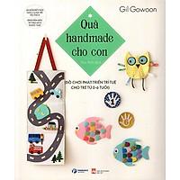 Quà Handmade Cho Con (Tặng kèm Bookmark thiết kế AHA)
