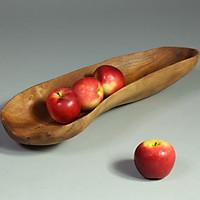 Khay trái cây 100% gỗ tự nhiên