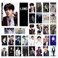 Hộp Lomo card JIN BTS Map of the soul 7