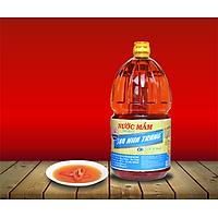 Chai 2 Lít Nước mắm Nhỉ Cá Cơm 20 độ đạm- 584 Nha Trang - Nước mắm Truyền Thống, Date mới nhất