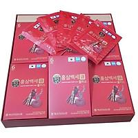 Nước Hồng Sâm Nhung Hươu Linh Chi Q Plus (50ml * 30 gói)