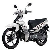 Xe Máy Yamaha Sirius Vành Đúc - Trắng
