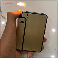 Bật Lửa Kiêm Bao Thuốc Barwell Focus 39 - Chính hãng (Giao mà ngẫu nhiên)