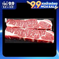 [Chỉ bán HCM] - Thịt Lõi vùng Cổ Bò Mỹ - US Beef Chuck Flap Tail - 500gram