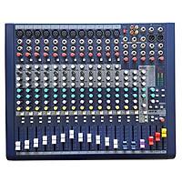 Bộ Trộn Âm Thanh Soundcraft MFX 8/2 - Hàng nhập khẩu