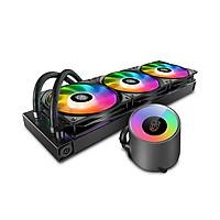 Quạt tản nhiệt cho CPU Deepcool Castle 360RGB V2 - Hàng Chính Hãng