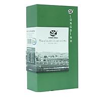 Bộ trà lễ xanh Long Đỉnh (hộp 300 gram)