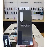 Ốp lưng da Samsung Z Fold 3 - Hàng  chính hãng
