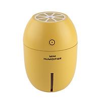 Máy xông tinh dầu làm thơm phòng kiêm đèn ngủ Lemon Humidifier màu sắc đa dạng