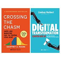 Combo Digital Transformation + Chiến Lược Marketing Cho Thị Trường Công Nghệ