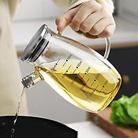 Bình đựng dầu ăn, thủy tinh  gia vị lỏng nhà bếp - ANTH578