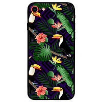 Ốp lưng dành cho iPhone 7 / iPhone 8 - iPhone Se 2020 - 7 Plus / 8 Plus mẫu Họa Tiết Két Xanh