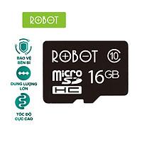 Thẻ Nhớ Micro SD ROBOT TF Card 16GB/ 32GB/ 64GB - Hàng chính hãng