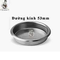 Phin Mù Inox Vệ Sinh Máy Pha Cà Phê Size 51mm, 53mm, 58mm - Filter Mù inox