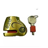 Ổ KHÓA ĐĨA Z-CON LƯỠI GÀ TO ĐÀI LOAN (Tặng Kèm Khui Bia)