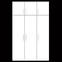 Tủ Quần Áo Hiện Đại Sang Trọng FINE FT036 Kích Thước 140cm x 260cm