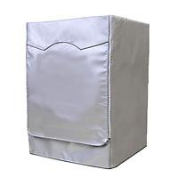 Outdoor Washing Machine Cover Waterproof And Dustproof Outdoor Sunscreen