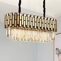 Đèn chùm pha lê cao cấp thiết kế sang trọng trang trí phòng khách, bàn ăn, nhà hàng, quán cafe TPL.88220N900