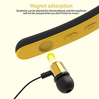 Cat Ear Bluetooth Headphones Wireless in Ear Headsets with Microphone LED Light for Girls Boys