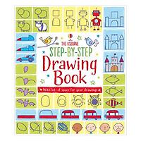 Sách tương tác tiếng Anh - Usborne Step-by-step Drawing Book