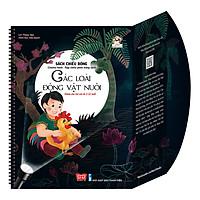 Sách Tương Tác - Sách Chiếu Bóng - Cinema Book - Rạp Chiếu Phim Trong Sách - Các Loài Động Vật Nuôi