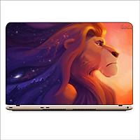 Miếng Dán In Skin Decal Dành Cho Laptop - Sư Tử Simba 4 - Mã 041118