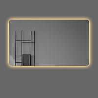 Gương Soi Phòng Tắm - Gương Ngang Hình Chữ Nhật  , Gương Soi Led Hậu
