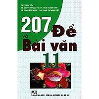 207 Đề Và Bài Văn 11