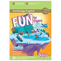 Fun for Flyers SB w Online Activities w Audio, 4ed