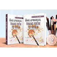 Sách The Make-up Manual - Trang điểm tự nhiên, học cách trang điểm