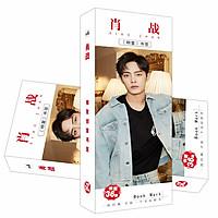 Hộp ảnh Bookmark Tiêu Chiến (Trần tình lệnh) 36 tấm