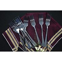 Bộ 10 nĩa ăn inox 304 dày dặn sáng bóng (VK02)