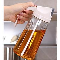 Bình đựng nước chấm - dầu ăn thủy tinh-21x8.5cm 377g 630ml