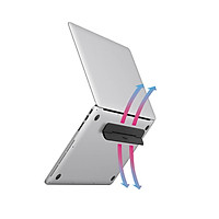Xiaomi Mijia Miiiw Laptop Stand Holder Mount Portable Mini Folding Laptop Lapdesk Officenotebook Stand For 12Inch 13Inch - Black