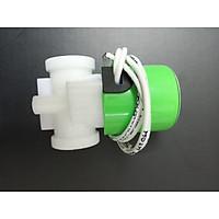 Van điện từ nối nhanh 2 đầu dây 6 dùng trong máy lọc nước R.O