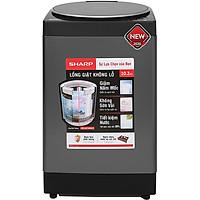 Máy Giặt Cửa Trên Sharp ES-W102PV-H (10.2kg) - Hàng Chính Hãng - Chỉ giao tại Đà Nẵng
