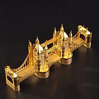 Mô hình thép 3D tự ráp London Tower Brigde
