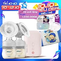 Máy hút sữa bằng điện Philips Avent (Eureka) 393.11