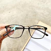 Mắt kính giả cận cao cấp gọng dẻo dành cho cả nam và nữ BDGD210