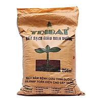 Đất hữu cơ trồng cây đa dụng - Đất sạch Tribat ( 20 dm3 )