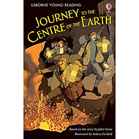 Usborne Young Reading Series Three: Journey to the Centre of the Earth
