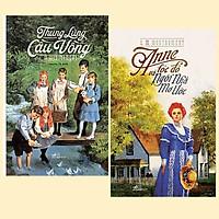 Combo 2 cuốn: Thung Lũng Cầu Vồng + Anne Tóc Đỏ và Ngôi Nhà Mơ Ước