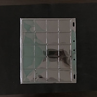Phơi đựng hộp capsule vuông dùng để bảo quản hộp capsule đựng xu, giúp gắn vào album tiện dụng, gọn gàng hơn - SP001256