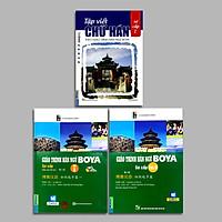 Combo 3 cuốn: Giáo trình Hán ngữ BOYA sơ cấp tập 1 + Tập 2 + Theo giáo trình Hán ngữ BOYA - Sơ cấp 1