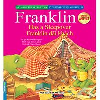 Bộ Truyện Về Chú Rùa Nhỏ Franklin - Franklin Đãi Khách (Song Ngữ Anh-Việt)