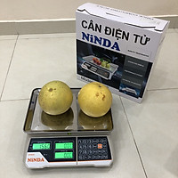 Cân điện tử NiNDA SN968 cân tối đa 30kg- Hàng Chính Hãng