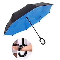 Ô - dù gấp ngược che mưa, che năng dùng cho ô tô DC-MN01