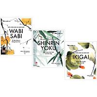 Combo 3 Cuốn : Triết Lí Sống Khoẻ Của Người Nhật (Kim Đồng)