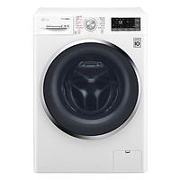 Máy Giặt Cửa Trước Inverter LG FC1485S2W (8.5kg) - Hàng Chính Hãng