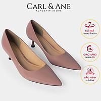 Giày cao gót Erosska thời trang nữ mũi nhọn kiểu dáng công sở cao 4cm CP009